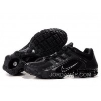 Men's Nike Shox R5 Shoes Black Authentic