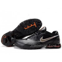 Men's Nike Shox R5 Shoes Black Online