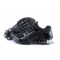 Men's Nike Shox R5 Shoes Black/Grey Online