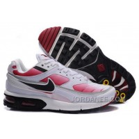 Men's Nike Shox TR Shoes White/Black/Pink New Release
