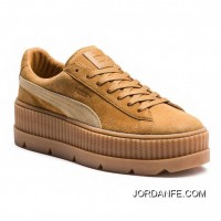 THE CLEATED CREEPER BROWN For Sale