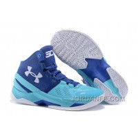 """Under Armour Curry 2 """"Father To Son"""" Pacific/Europa Shoes For Sale Free Shipping"""