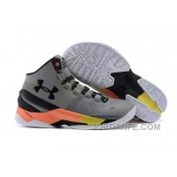 """Under Armour Curry 2 """"Iron Sharpens Iron"""" Shoes For Sale Discount"""