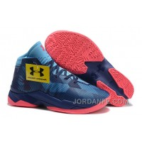 Under Armour Curry 2.5 Deep Blue New Arrival