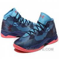 Under Armour Stephen Curry 2.5 Blue Navy Basketball Shoes Discount