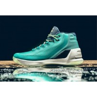 Under Armour Curry 3 Reign Water Blue 40-46 Free Shipping