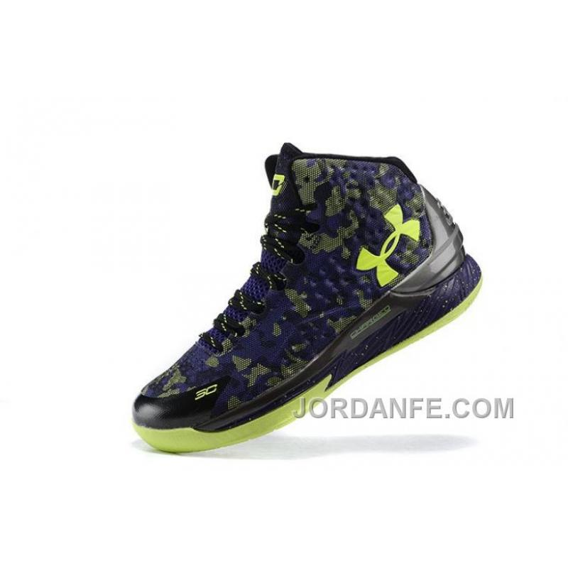 f0c7ac9b9494 ... Under Armour UA Curry One (1) All-Star Dark Matter For Sale