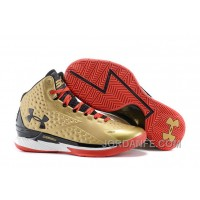 Under Armour Curry One All American Sneaker Lastest