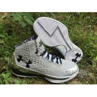 Under Armour Curry One BHM Sneaker For Sale