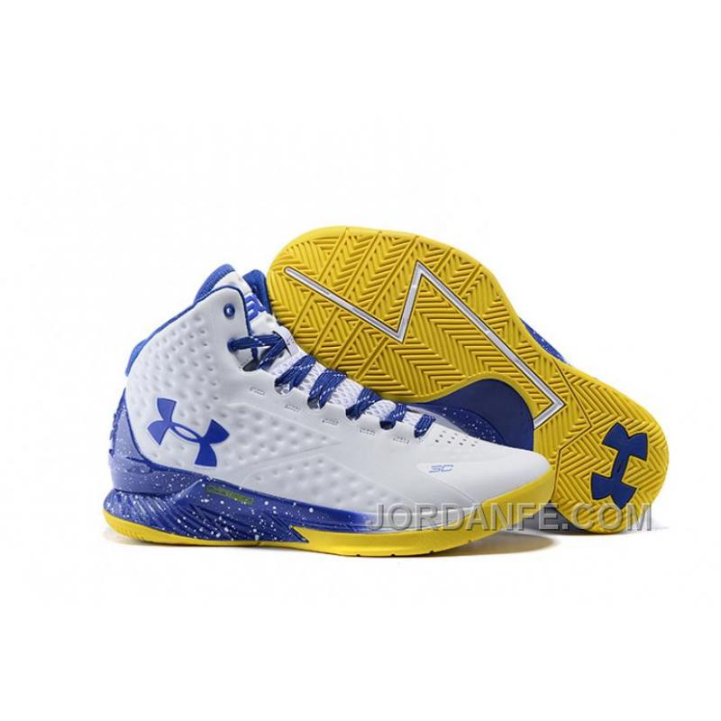 4cfb66b33653 USD  81.46  211.80. Under Armour Curry One Dub Nation Sneaker Cheap ...