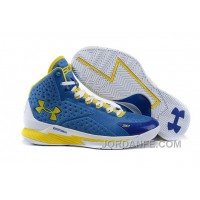 Under Armour Curry One Kids Blue Home Sneaker Discount