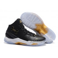 Under Armour Curry 2 Black Out Sneaker Lastest