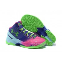 Under Armour Curry 2 Kid Shoe Colorful Sneaker Cheap To Buy