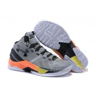 Under Armour Curry 2 Kid Shoe Iron Sharpens Iron Sneaker Discount