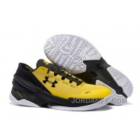 Under Armour Curry 2 Low Long Shot Sneaker Discount