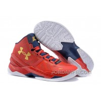 Under Armour Curry Two Floor General Sneaker New Release