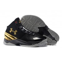 Under Armour Curry Two Graphite Sneaker New Release