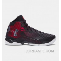 Cheap Under Armour Curry 2.5 Red Black New Mens Shoes Super Deals