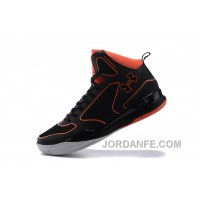 Under Armour Curry Three Black Orange Cheap New Mens Shoes Discount