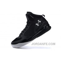 Under Armour Curry Three Black White Cheap New Mens Shoes Free Shipping