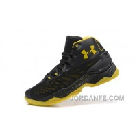 New Under Armour Curry 3.5 Black Yellow Mens Shoes Online