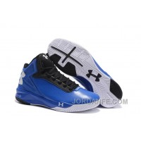 Under Armour Micro G Torch Blue Black Sneaker Free Shipping