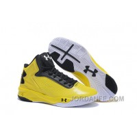 Under Armour Micro G Torch Yellow Black Sneaker New Release