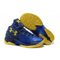 Under Armour GS Curry 2 Women Dub Nation Sneaker Authentic