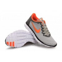 Buy Nike Free 3.0 Women Grey Orange Online