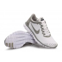 Buy Nike Free 3.0 Women White Grey Top Deals
