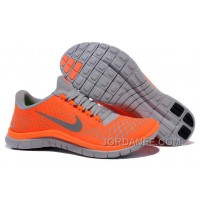 Womens Nike 3.0 V4 Orange Free Shipping