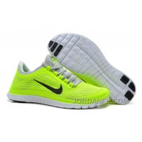 size 40 8de23 227ae Cheap Nike Free 3.0 V5 Womens Fluorescent Green Black Grey Super Deals