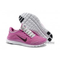 Nike Free 3.0 V5 Womens Rose Red Grey Lastest