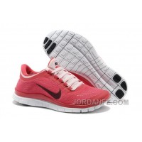 Nike Free 3.0 V5 Cheap Womens Red Black For Sale
