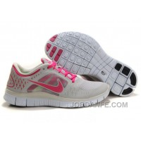 Customer Reviews For Nike Free 5.0 V4 Light Grey Pink Cheap To Buy