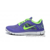 Customer Reviews For Nike Free 5.0 V4 Purple Blue Green Women Running Shoes Lastest