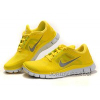 Customer Reviews For Nike Free 5.0 V4 Yellow Womens New Release