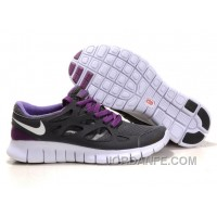 Cheap Nike Free Run 2 Grey Purple For Sale