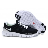 Cheap Nike Run 2 White Black Free Shipping