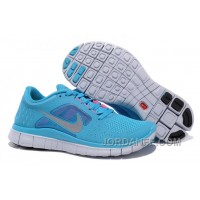 Shop Nike Free Run 3 Light Blue New Release