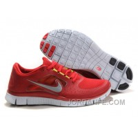 Shop Nike Free Run 3 Red Reviews Online