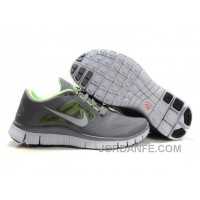 Shop Nike Free Run 3 Womens Grey Light Green Authentic