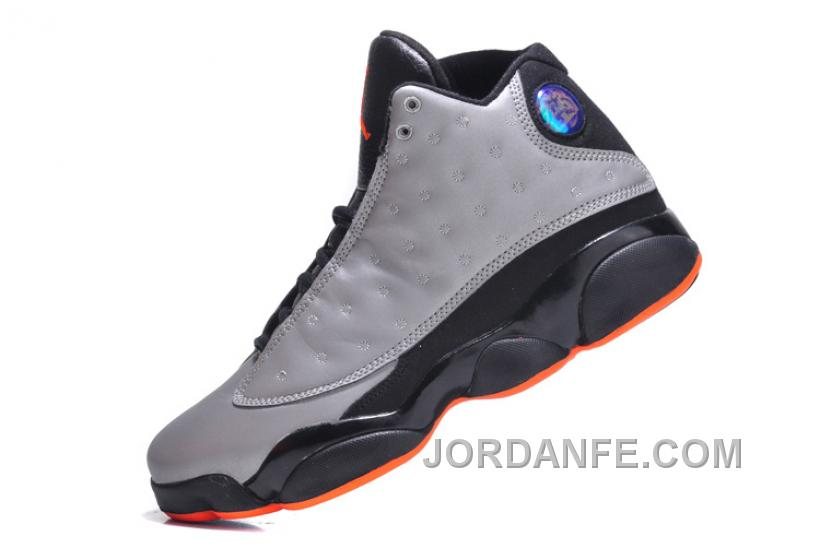 "Air Jordans 13 Retro ""3M Reflective"" Reflective Silver Infrared 23-Black For d0ccdc324"