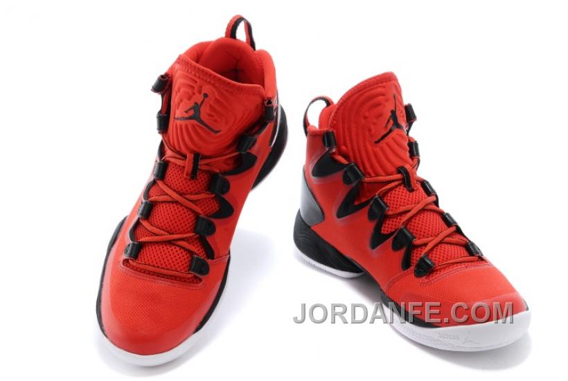 detailed look fb227 9736f Air Jordans XX8 SE Gym Red White-Wolf Grey For Sale Hot
