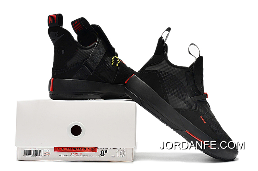 4c0948fee3d8ab Where To Buy Air Jordan 33 XXXIII Black University Red