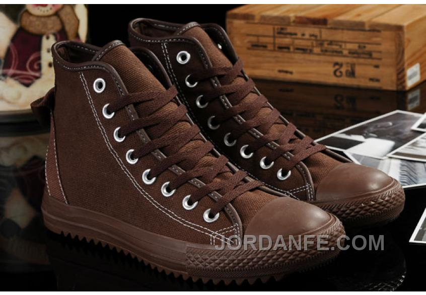 ff075388148 CONVERSE Fast And Furious Brown All Star High Tops Chuck Taylor Canvas Shoes  Online