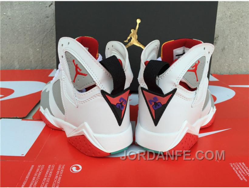"""finest selection 68761 be0ad Girls Air Jordan 7 Retro """"Hare"""" For Sale Online"""