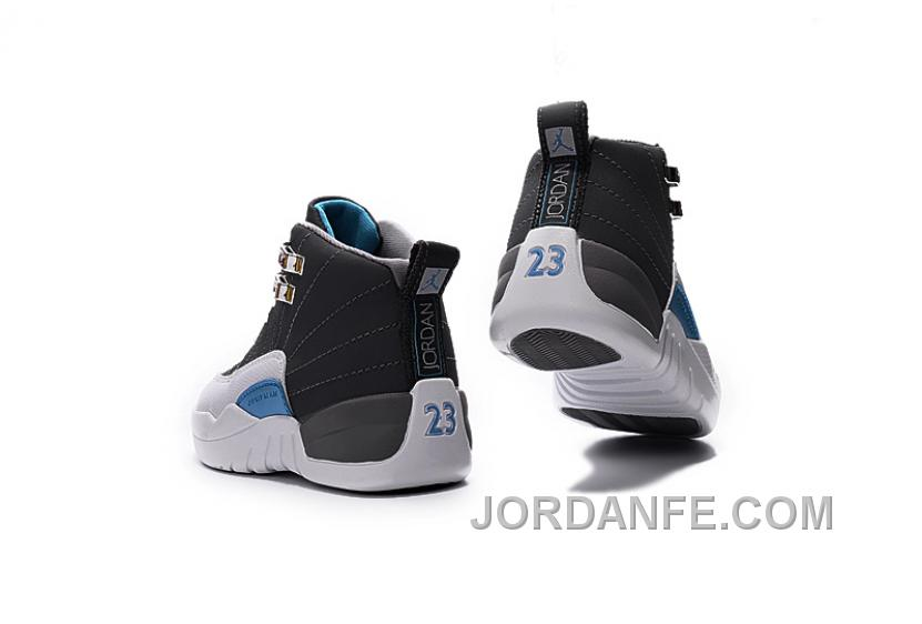 dd5609ff30e0d6 Kids Air Jordan XII Sneakers 203 For Sale