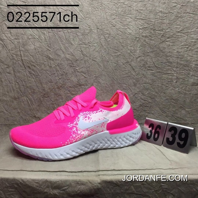 5381b56704d4 2018 New Style 2018 Nike RECATFLYKNIT New Hot Sale-maria Running Shoes  Peach Red ...