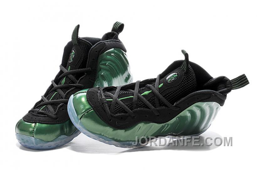 d2c16eac075 Nike Air Foamposite One Metallic Green For Sale Super Deals